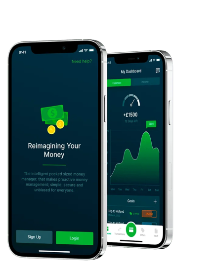 personal finance assistant app